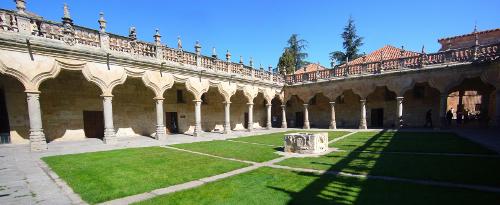 Opiniones de Patio de Escuelas (Salamanca)